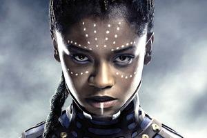 Новое имя: Звезда «Чёрной Пантеры» Летиша Райт
