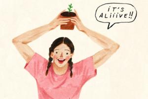 На кого подписаться: Забавные иллюстрации художницы Нины Косфорд