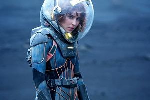 Фантастические женщины в космосе