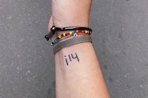 Моя татуировка: Менеджер Екатерина Нитченко  о приветствии на руке
