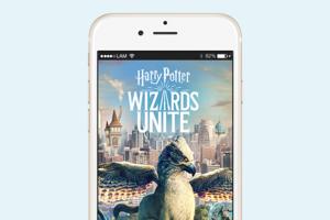 Что скачать: Игра Harry Potter: Wizards Unite
