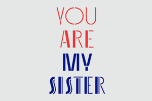 В закладки: Шрифты Sisters, посвящённые выдающимся женщинам