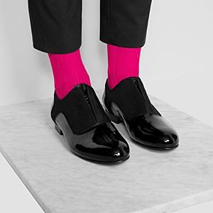Плоские штуки:  Обувь в мужском стиле