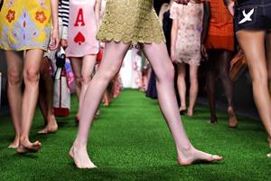 Прямая трансляция с Лондонской недели моды: День 3