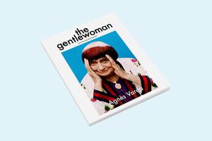 Режиссёр Аньес Варда на обложке осеннего выпуска The Gentlewoman