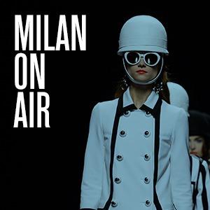 Показы Iceberg, Moschino и Versace глазами редактора Look At Me