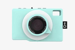 Самый красивый фотоаппарат для интернет-зависимых theQ