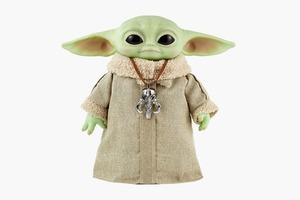 Новый интерактивный малыш Йода от Mattel