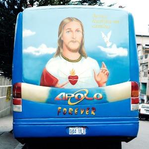 «Боливийские автобусы»:  Поп-культура на колесах