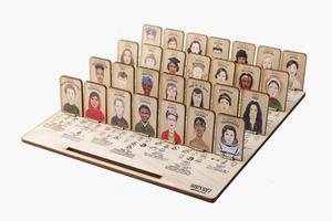 «Кто она?»: Настольная игра о женщинах, изменивших мир