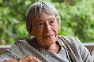 Умерла писательница Урсула Ле Гуин