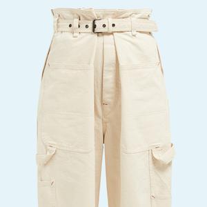 Белые джинсы на лето: 10 вариантов от простых до роскошных