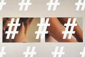 Хештег дня: #hairylegsclub — в поддержку небритых ног