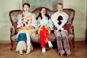 Съёмка Юлдус Бахтиозиной для Naya Rea по мотивам пьесы «Три сестры»