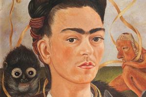В закладки: Масштабная онлайн-ретроспектива Фриды Кало