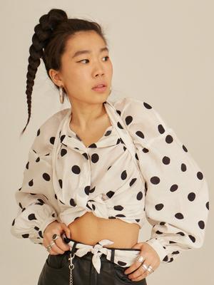 Соосновательница Mytrendygrandma Бая Горбунова о любимых нарядах