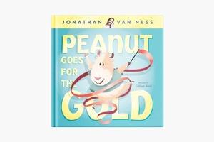 Детская книга Джонатана Ван Несса с красочными иллюстрациями
