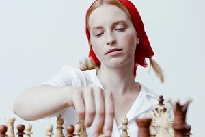 На кого подписаться: Феминистский шахматный клуб «Ферзинизм»