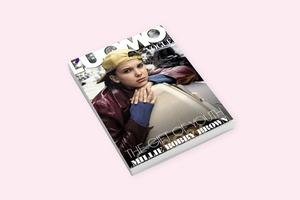Милли Бобби Браун снялась для обложки мужского Vogue