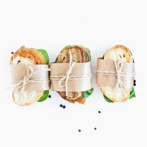 10 рецептов сэндвичей  с собой