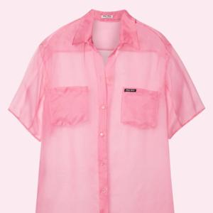 Прозрачные блузы: 10 вариантов от скромных до роковых