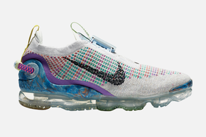 Кроссовки из переработанных материалов Nike VaporMax 2020 Flyknit