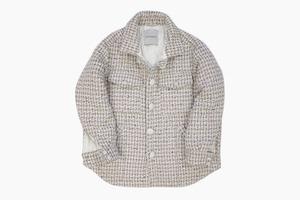 Роскошная куртка Vatnique, вдохновлённая твидовым жакетом Chanel