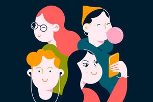 В закладки: Подкаст «Мел. Teens» о школьниках