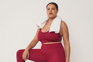 Violeta by Mango выпустили капсульную коллекцию одежды для спорта и отдыха