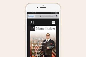 В закладки: Интернет-журнал о мемах Meme Insider