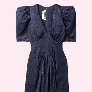 Что носить осенью: 20 платьев от простых до роскошных