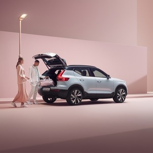 Volvo рассказала о своих первых электромобилях