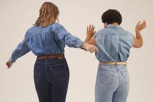 Levi's расширил размерный ряд женских джинсов
