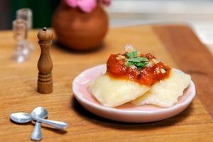 На кого подписаться: Блог Tiny Kitchen, где готовят крошечную еду