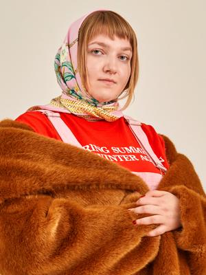 Стилистка и писательница Рита Косякова о любимых нарядах