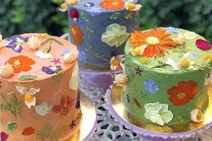 На кого подписаться: Инстаграм с красивыми блюдами из цветов