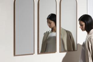На кого подписаться: Геометричный инстаграм о зеркалах и пространствах