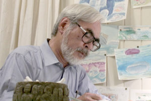 В закладки: Документальный фильм о Хаяо Миядзаки