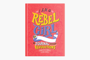 Дневник для юных бунтарок «I Am a Rebel Girl»