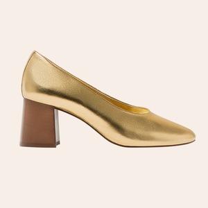 Туфли на низком каблуке: От простых до роскошных
