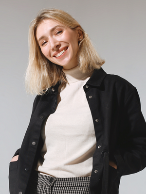 Бизнес-аналитик Соня Чукавина о любимых нарядах