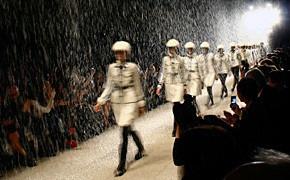 London Fashion Week: мыльная опера Burberry Prorsum