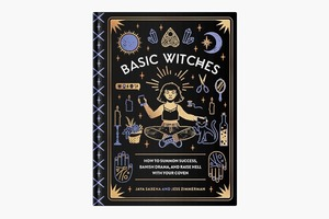 Ироничная книга о магии «Basic Witches»