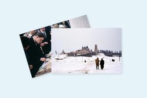 В закладки:  Архив цветных фотографий  СССР 50–70-х годов