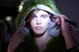 Репортаж: Vika Gazinskaya FW 2011