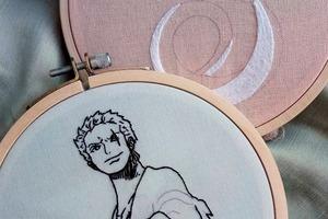 На кого подписаться: #embroideryhoop — хештег о современной вышивке