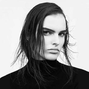 Лиза Вербергт, модель