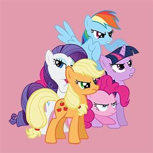 Как My Little Pony стал мужским фетишем