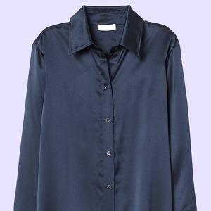Шёлковые блузы: 10 вариантов от простых до роскошных