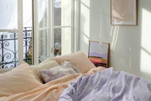 На кого подписаться: Cпальни потрясающей красоты в инстаграме бренда постельного белья